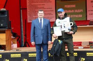 Победитель Иван Ляшко